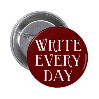 Escriba cada día pins