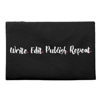 Escriba. Corrija. Publique. Repita