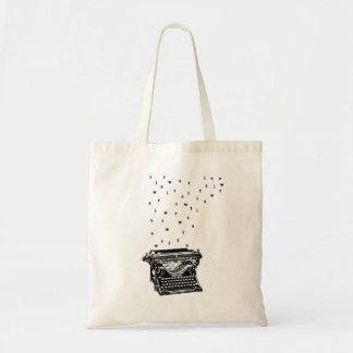 Escriba el bolso bolsa tela barata