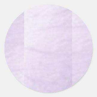 Escriba en sombra multicolora de la luz de la imag etiqueta redonda