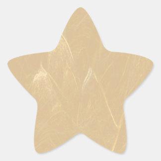 Escriba en sombra multicolora de la luz de la imag calcomanía forma de estrella personalizadas