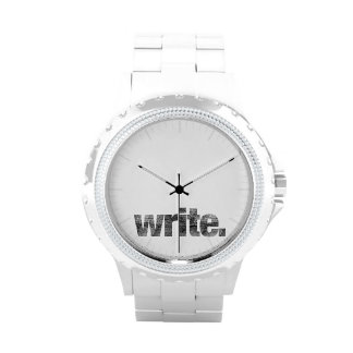 Escriba: Escritor, escritor free lance, autor Relojes