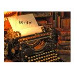 ¡Escriba! Tarjeta Postal