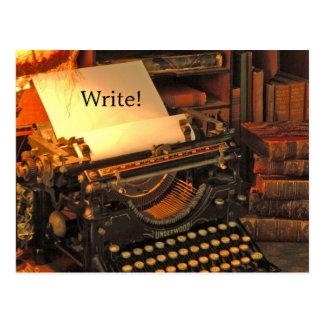 ¡Escriba! Postales