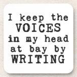 Escribiendo/voces práctico de costa, sistema de se posavaso