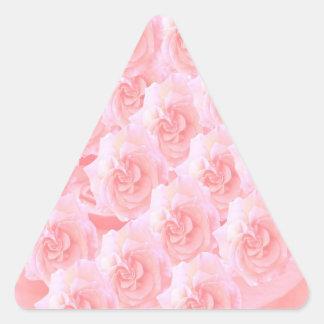 Escribir-en las flores de RedRose de la Luz-sombra Colcomanias Triangulo