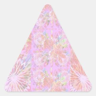 Escribir-en las flores de RedRose de la Luz-sombra Calcomanía Trianguladas Personalizadas