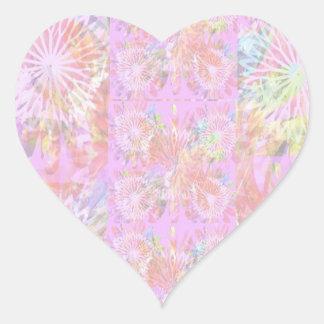 Escribir-en las flores de RedRose de la Luz-sombra Colcomanias De Corazon