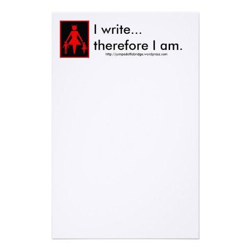 Escribo… Papeleria