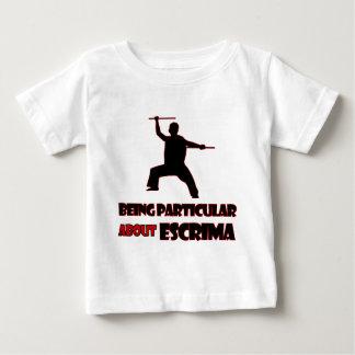 escrima Designs Baby T-Shirt