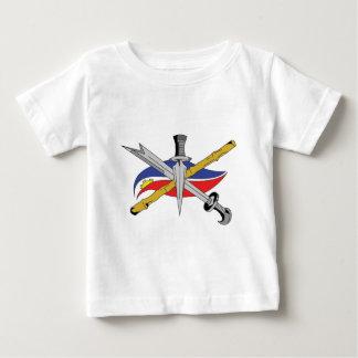 escrima-logo-transparent baby T-Shirt