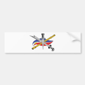 escrima-logotipo-transparente pegatina para auto