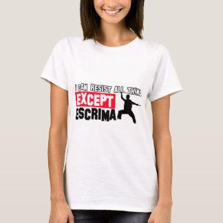 escrima martial design T-Shirt