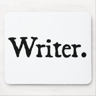 Escritor Alfombrilla De Ratón