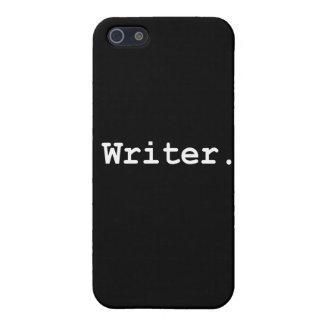 Escritor caso del iPhone 5 5S iPhone 5 Cobertura