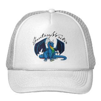 Escritor de la fantasía gorras