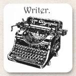 Escritor de la máquina de escribir