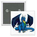 Escritor del dragón pin