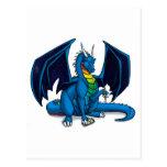 Escritor del dragón postal