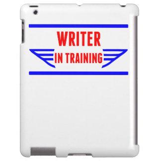 Escritor en el entrenamiento