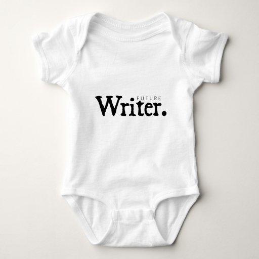 Escritor FUTURO Body Para Bebé