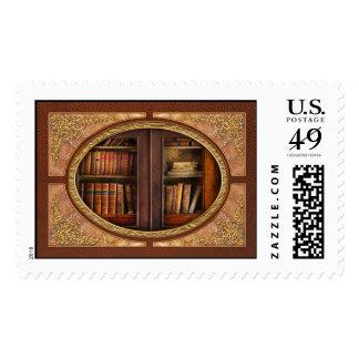 Escritor - libros - el gabinete del libro sellos
