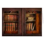 Escritor - libros - el gabinete del libro felicitacion