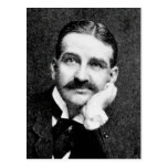 Escritor mago de Oz de Frank Lyman del ~ de Baum Postales