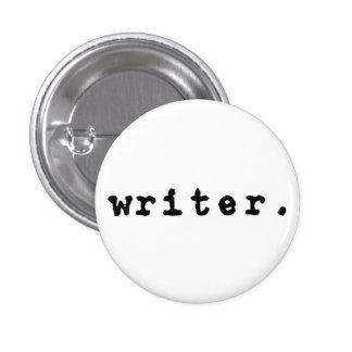 Escritor (máquina de escribir) pin redondo de 1 pulgada