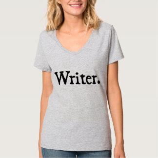 Escritor Playera
