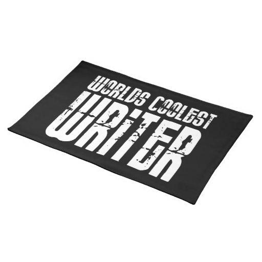 Escritores frescos: El escritor más fresco de los  Manteles