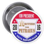 Escritores para Petraeus Pin