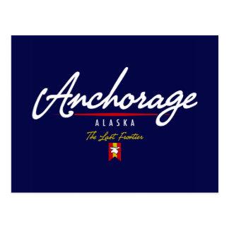 Escritura de Anchorage Postal