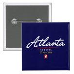 Escritura de Atlanta Pin