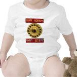 Escritura de HappyBirthday - ojo del DRAGÓN de Goo Camisetas