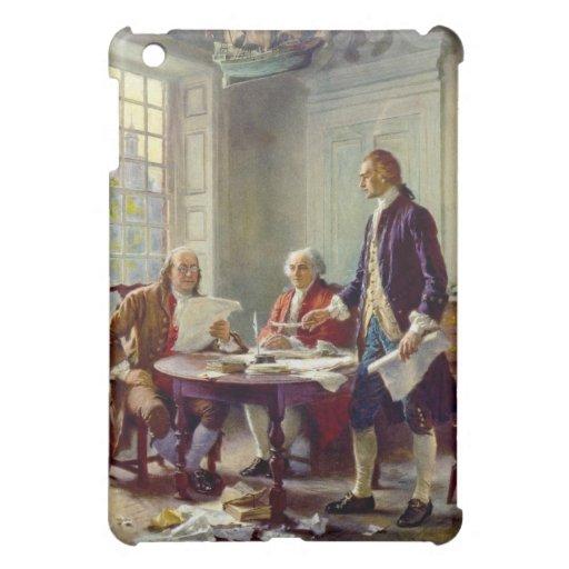 Escritura de la Declaración de Independencia