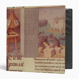 """Escritura de Livy y la fundación de Roma Carpeta 1 1/2"""""""