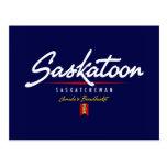 Escritura de Saskatoon Postal
