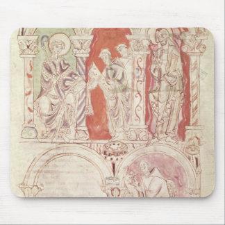 Escritura de St. John Cassian y ofrecimiento de lo Mouse Pads