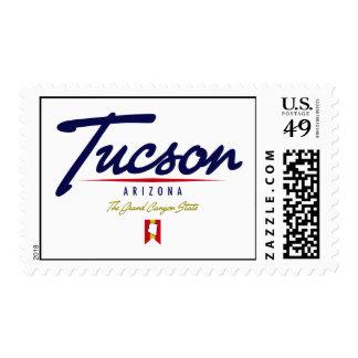 Escritura de Tucson Franqueo