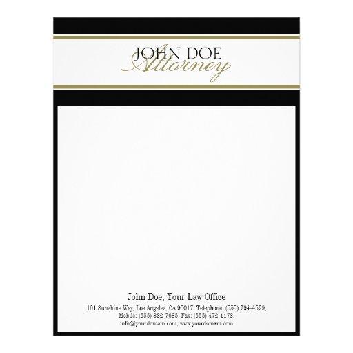 Escritura MatchBusinessCard del oro del papel con  Membretes Personalizados