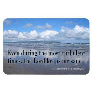 Escrituras de la biblia - cristiano inspirado iman