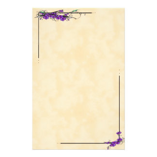 Escrituras de la orquídea  papeleria de diseño