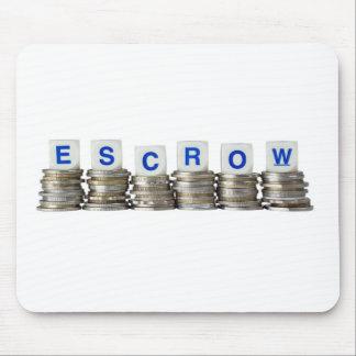 Escrow Mouse Pad
