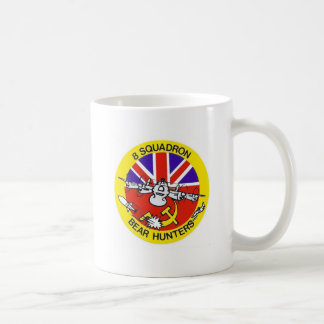 """Escuadrilla de la taza """"8 de Avro Shackleton -"""