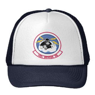 Escuadrilla del rescate del Guardia Nacional del a Gorro De Camionero