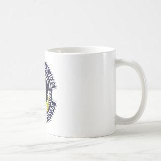 Escuadrilla especial de 123 táctica tazas de café