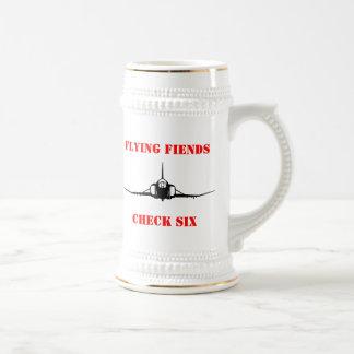 Escuadrón de caza táctico 36 tazas de café