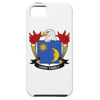 Escuche el escudo de la familia iPhone 5 Case-Mate protector