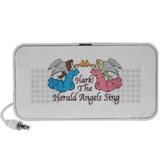 ¡Escuche Los ángeles de The Herald cantan Altavoz De Viajar
